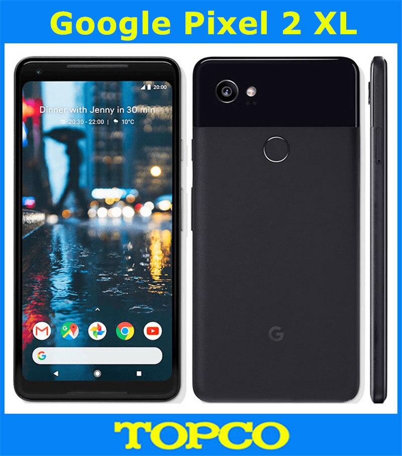 Google Pixel 2 XL Original Unlocked GSM 4G Android Mobile