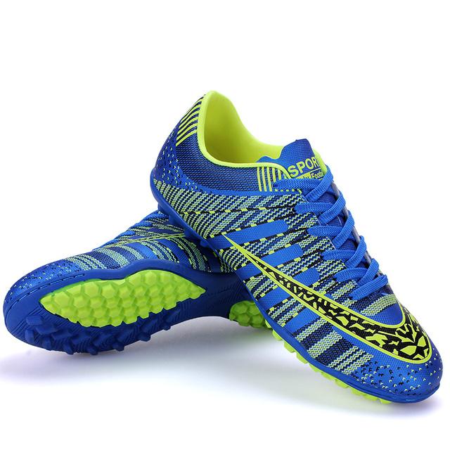 New Football Soccer Shoes For Men