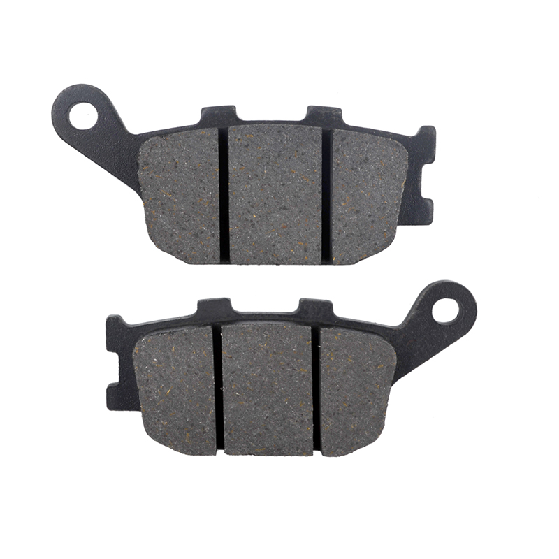 AHL Motorbike Discs FA174 Rear Brake Pads For <font><b>HONDA</b></font> CB <font><b>600</b></font> FY/F2Y/F1-F7/F21/F22/FA8/FA9/FAA <font><b>Hornet</b></font> 00-10 Motorcycle CB600 image