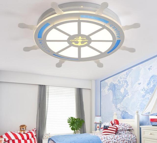 Babykamer Acryl Led Plafondlamp voor Kinderen Slaapkamer Plafond led ...
