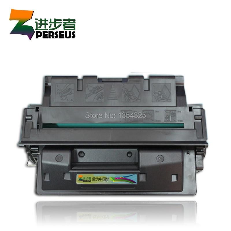 PZ-61A Schwarz Patronen Für HP C8061A 61A Tonerkartusche LaserJet 4100 4100DTN 4100TN...