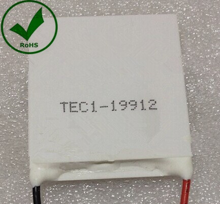 5PCS High power thermoelectric cooler TEC1 19912 24V12A 40 40 high temperature 237C semiconductor chilling plate