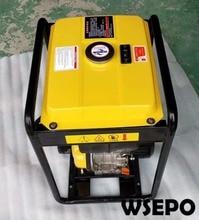 WSE-4KW DC дизель Батарея зарядки генератора применяется для автомобиля/Грузовик кондиционер, 24 В генератор переменного тока с ручной/Estart