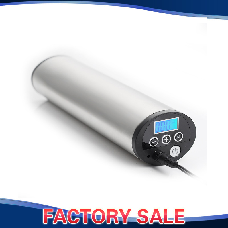 New Rechargeable Electric Portable font b Car b font Cycling Bicycle Bike Pump Tire Tyre Inflator