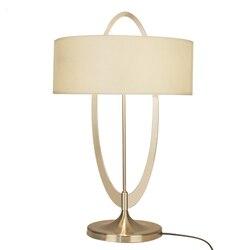 Proste żelaza żeglarstwo Hotel lampy stołowe do salonu Led lampka nocna lampka nocna lampa biurkowa stołowa Tafellamp sypialnia|Lampy stołowe LED|Lampy i oświetlenie -