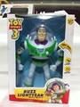 2014 Recién Llegado de Toy Story 3 Buzz Lightyear Juguetes Luces Voces Hablan Inglés Figuras de Acción 10 pulgadas A16