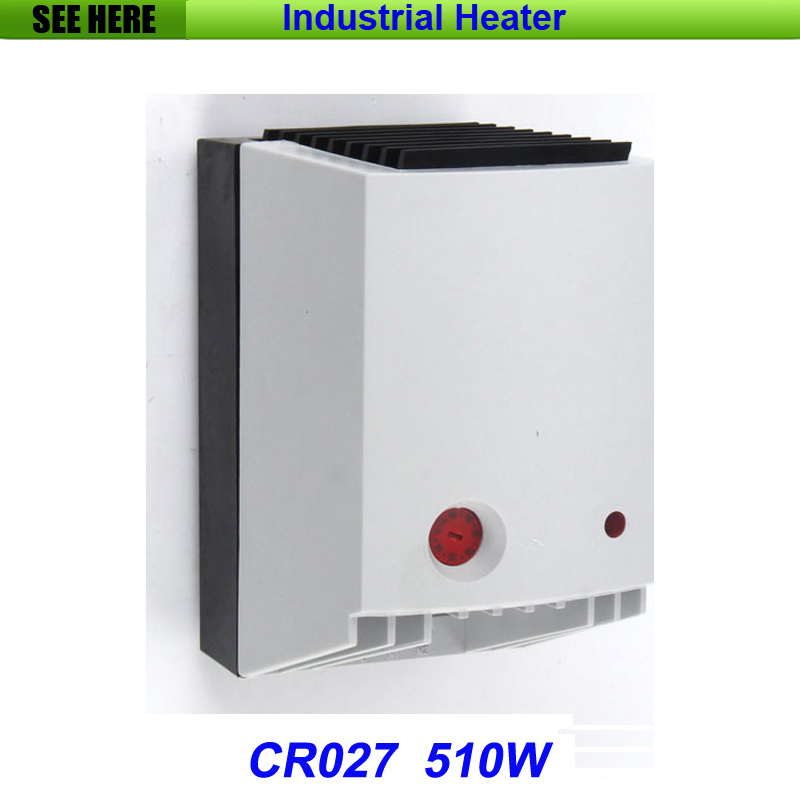 High Quality Industrial Used Small Compact 510w PTC Heating Element Semiconductor Fan Heater CR027 high quality industrial used small compact 510w ptc heating element semiconductor fan heater cr027