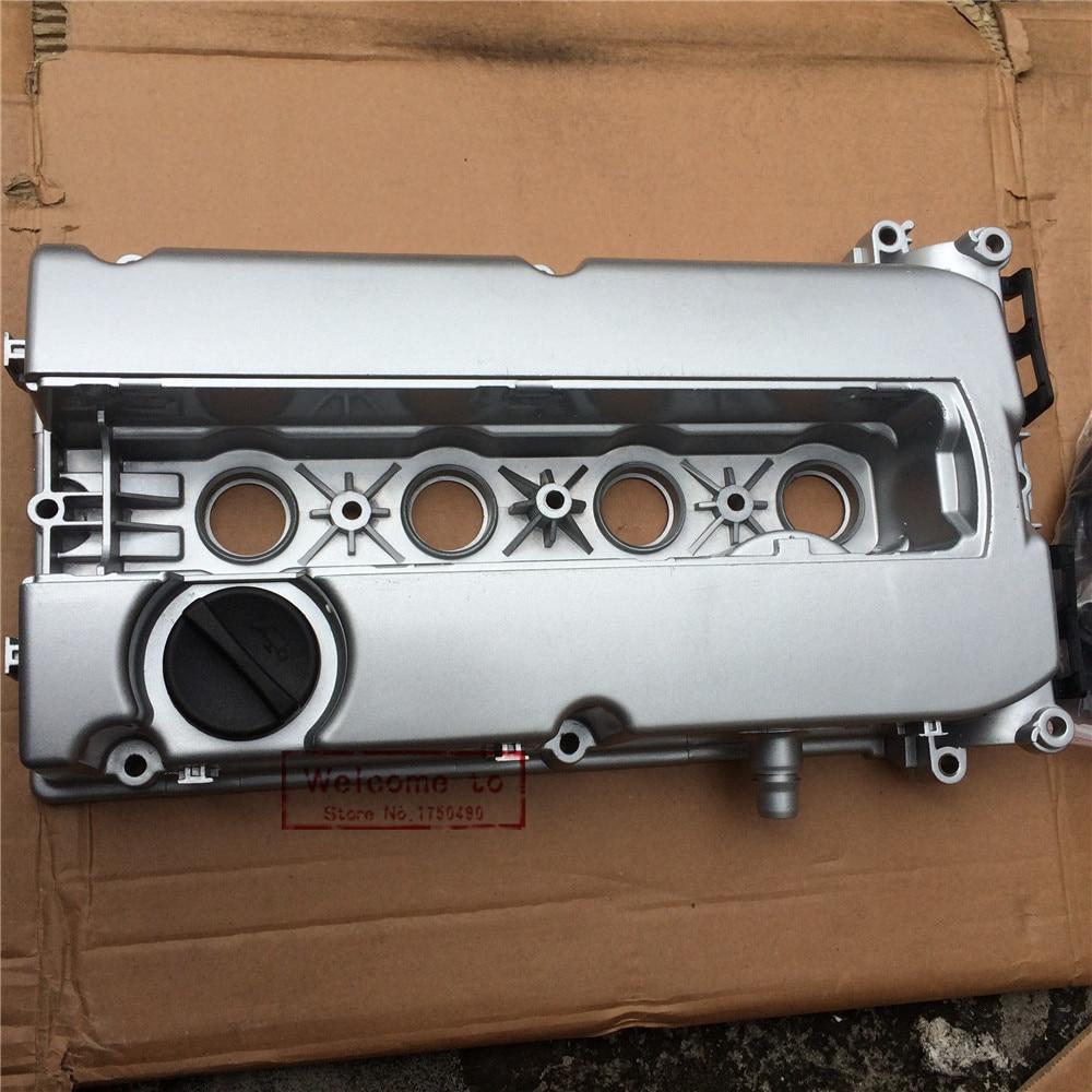 En aluminium Moteur Couvercle de Soupape 55564395 avec Vis et Joint Pour Chevrolet Cruze Aveo Saturn Astra Z16XER A16XER A16LER Z18XER