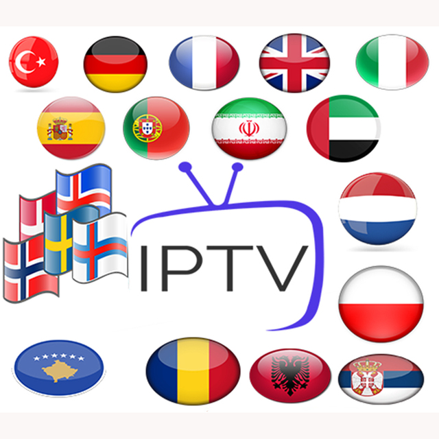 1 Year IPTV Subscription m3u Arabic Israel albania bulgaria malaysia poland czech EX-YU latino  Africa Brazil 13000+channels