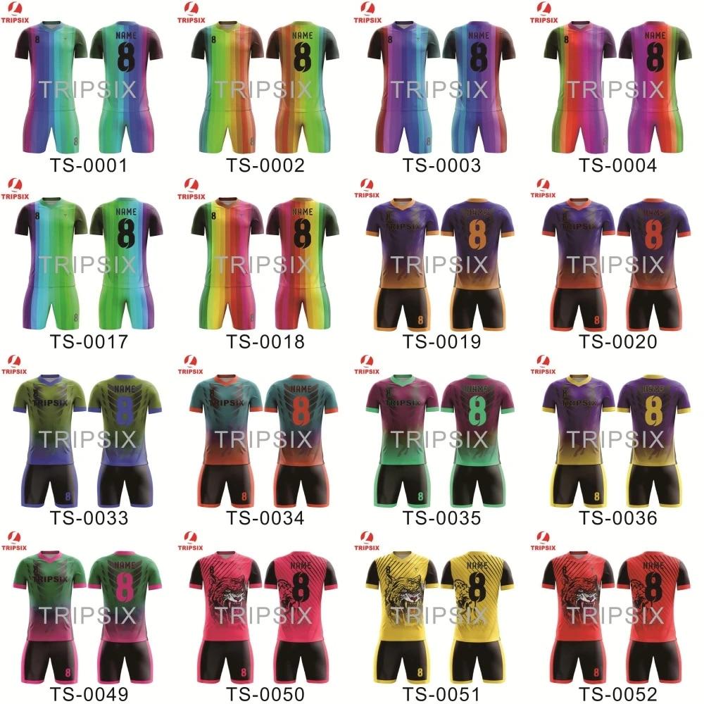 Custom Soccer jersey Football Jersey Soccer Uniform Album