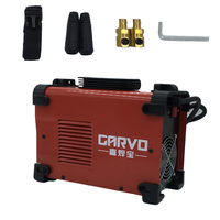 New Arrival IGBT Inverter 1.2 to 4.0mm Electrode Promotion Digital Meter Welding Machines CARVO DC MMA 225 ARC Stick Welders