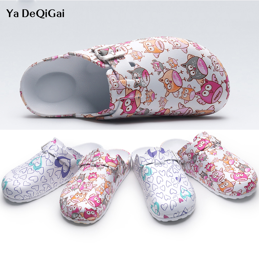 IF New Surgical Shoes Medical Slippers Clean Surgical Sandal Ultralite Nursing Clogs Tokio Super Grip Non-slip Shoes Specialist