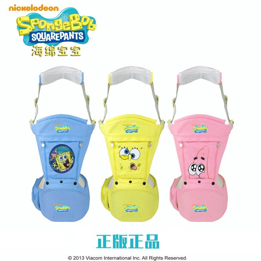 Taille tabouret Marcheurs Nouveau gros bébé attente taille ceinture porte-bébé Siège Pour Hanche Hipseat Ceinture enfants Infantile hip Siège double-épaule tabouret
