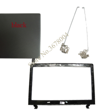 NEW FOR LENOVO Ideapad 100-15 100-15IBY B50-10  black LCD top cover case/LCD Bezel Cover/LCD hinges цены онлайн