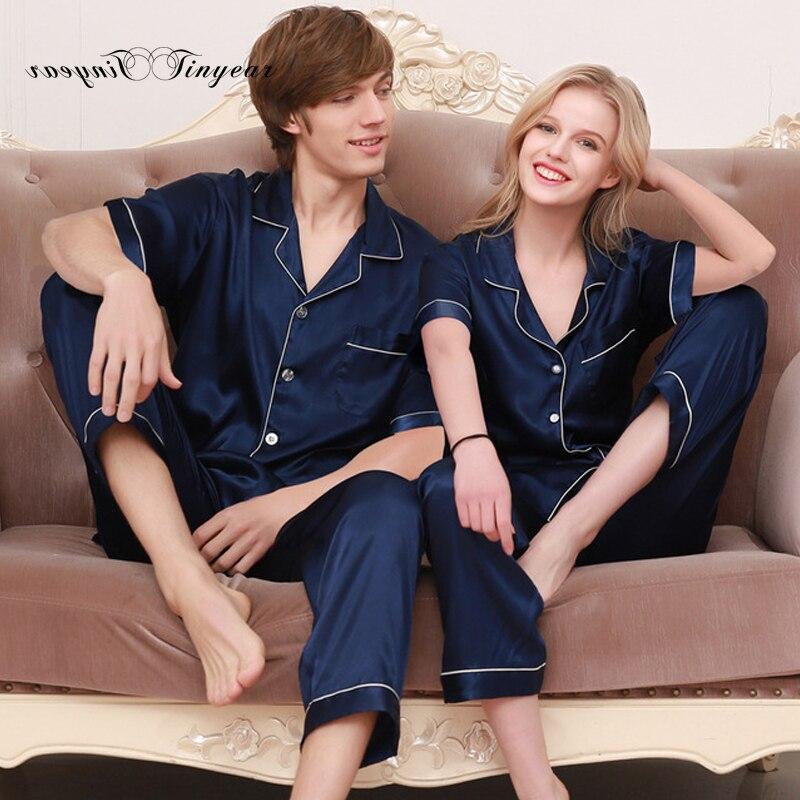 563c49af60 Compra silk couple sexy sleepwear y disfruta del envío gratuito en  AliExpress.com