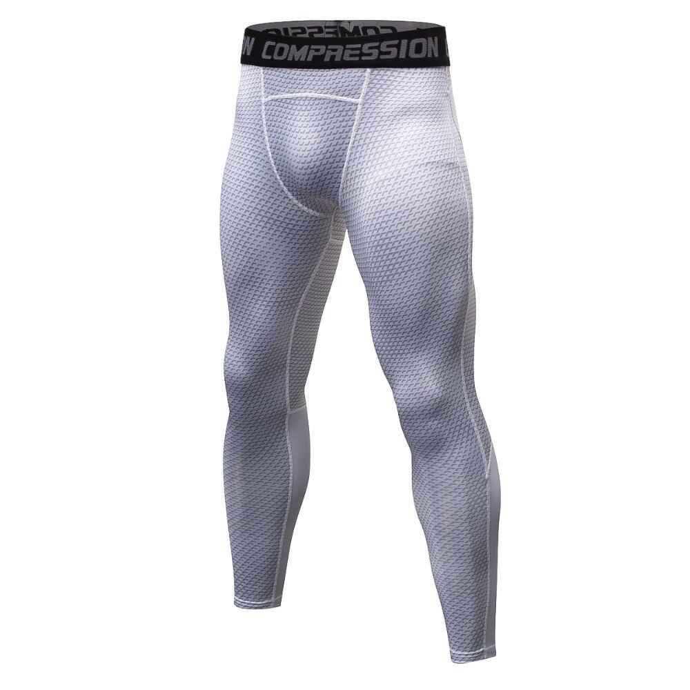2018 Neue Compression Hosen Strumpfhosen Leggings Fitness Kleidung Leggings Männer Hosen