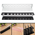 2016 New Hot Cosmetic Makeup Brush Holder For 10pcs Toothbrush Foundation Shelf(All) Free Shipping & Wholesale