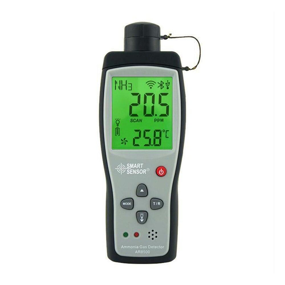 Testeur de mètre de détecteur NH3 de gaz d'ammoniac tenu dans la main de capteur intelligent Original
