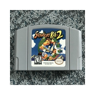 Snowboard Kid 2 English Language for 64 bit USA Version Video Game Cartridge Console