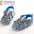 Infants new born kids boys Shoes PU mixed colors cool and comfortable  patch first walkers baby boys tennis shoes