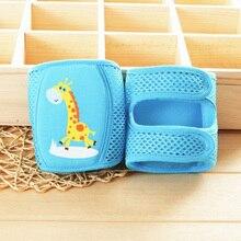Baby Knee Pads for Walking Baby Mesh Sponge Crawling Pads