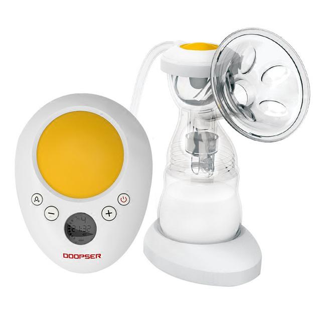 Libre de BPA Sacaleches eléctrico Potente Mama Mamá Sacaleches Eléctrico extractor de leche de Succión del Pezón