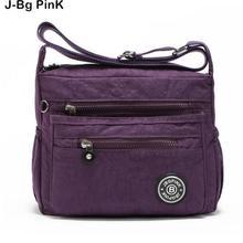 handbags 2017 new women shoulder bag Waterproof nylon bag bolsa feminina Messenger women bag bolsos