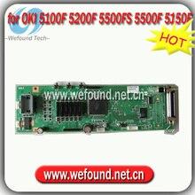Hot!100% good quality for OKI 5100F 5200F 5500FS 5500F 5150F printer formatter board motherboard