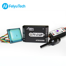 FeiyuTech автопилот FY-41AP(A) Контроллер полета для неподвижного крыла БПЛА Дрон Rc плоскость FPV Лидер продаж