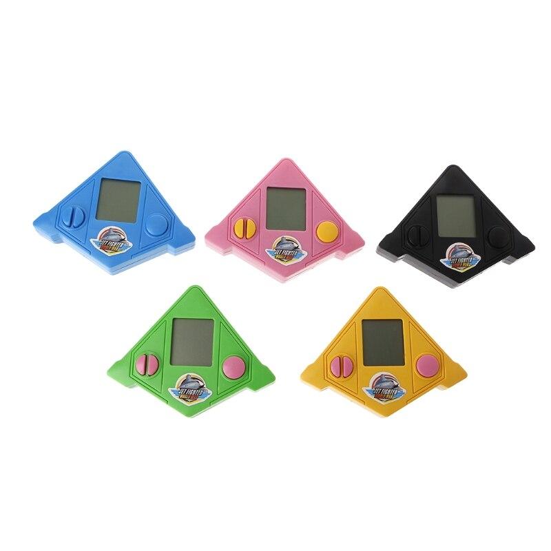Neue Nette Herz Form Lcd Virtuelle Digital Pet Elektronische Spiel Maschine Mit Keychain Ausgezeichnete In QualitäT