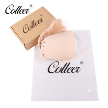 COLLEER Sexy Push Up Bra Silicone Lace Up Bralette Big Size BH soutien gorge Invisible Strapless Bras for Women soutien gorge