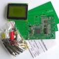 New Mini DSO062 professional 1MHz 500KHz Max Analog Bandwidth 20MSa/s Oscilloscope DIY Kits