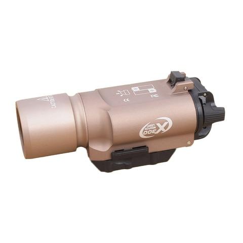 x300 arma tatica luz pistola de luz