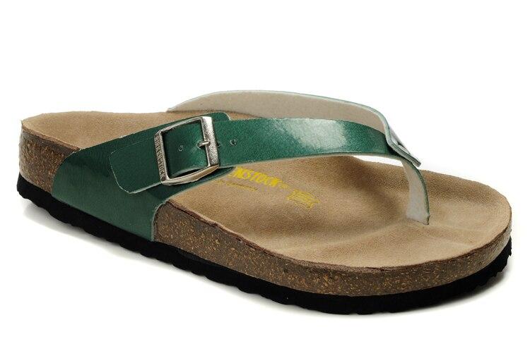 26d63e6425de 2019 Original Birkenstock Flip Flops on Beach slides Sandals summer ...