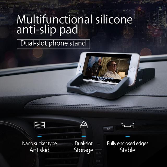 Universal Non-Slip Car Phone Holder
