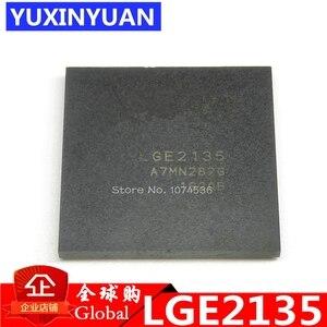 Image 2 - 2 قطعة/الوحدة LGE2135 LG2135 بغا رقاقة دي تيلا دي LCD جديد الأصلي
