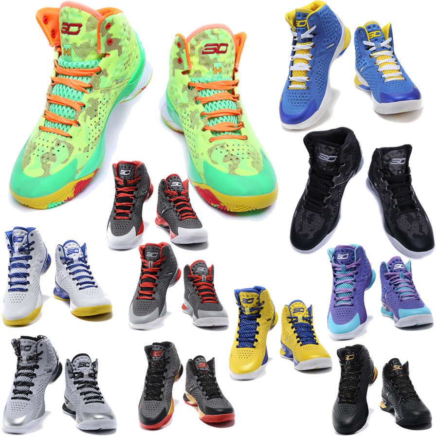 2015 New Best quality Christmas Stephen Curry 1 One Basketball ...