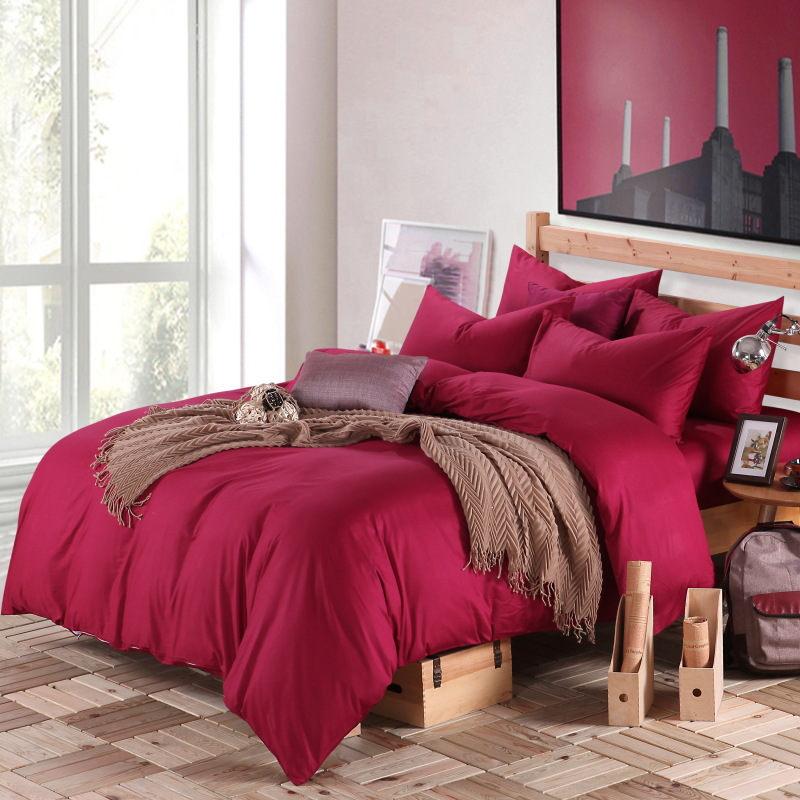 juegos de cama edredn de algodn de color slido simple moda redondeado sbanas colcha edredn ropa de cama de princesa romnti