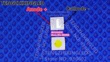 Светодиодный дисплей UNI, подсветка телевизора, двойные чипы, 1,5 Вт, 3537, 3535, холодный белый цвет, светодиодный, ЖК подсветка, ТВ, приложение,