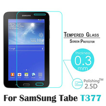 HD Tempered Glass For Samsung Galaxy Tab E 8.0 inch T375 T377 T377P T377R Tablet Screen Protector Flim For SM-T377 Glass 2.5D 9H все цены