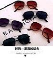 2017 new metal óculos de sol retro óculos de sol óculos para crianças crianças óculos de sol uv400 óculos de sol sombra 10 pçs/lote oculos solar infantil