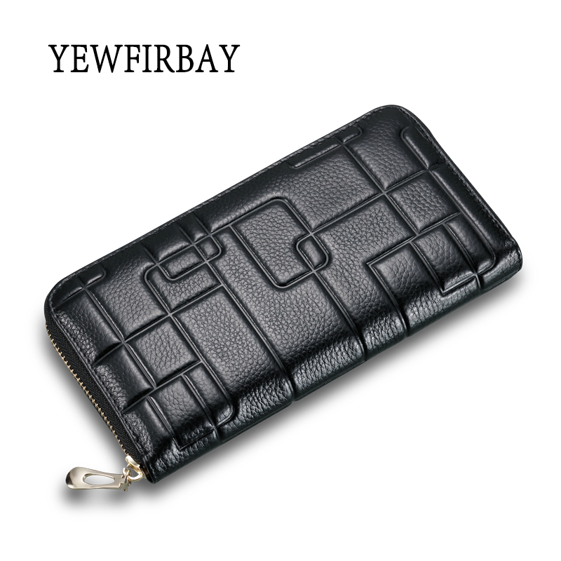 2017 New fashion Women Wallets female cards holders embossing genuine leather wallet coin purses girl Long Wallet lady wallets 2016 fashion new brand women coin purses holders genuine leather small wallets hobos design sac femme female