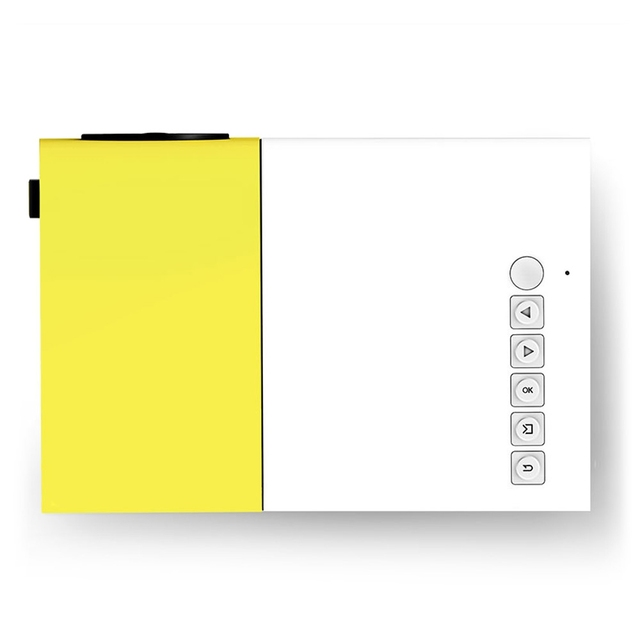 Hd Portable Pocket Projector