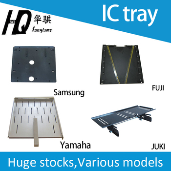 IC tray used for chip mounter Fuji YAMAHA Samsung SMT spare parts pick and place machine