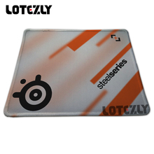 Sizzling Sport CS Go Mouse Pad Lock Edge PC Pc Laptop computer Gaming Mice Play Mat Mousepad Steelseries Mousemat