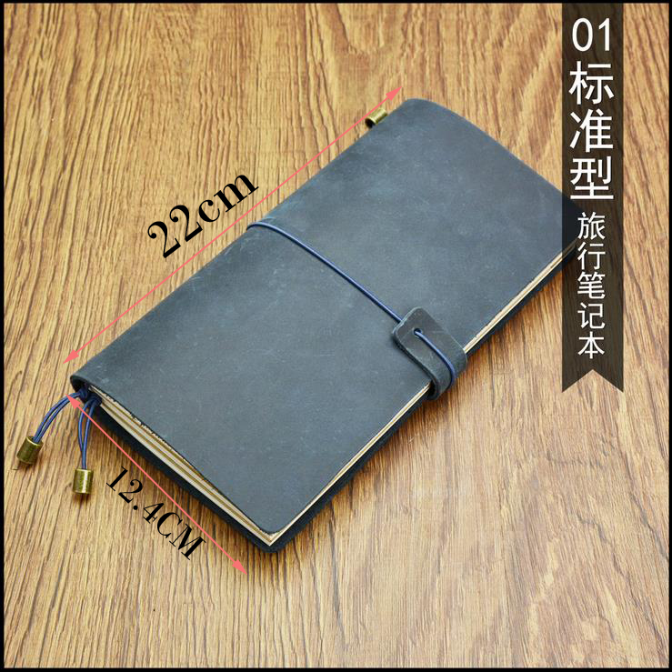 New Leather Soft Cover travel Notebook High Quality Planner Vintage Diary Business agenda Office supplies Gift papelaria 01714 7 days 6 1 days 5 2 days programming wireless floor heating thermostat valve for heating systems