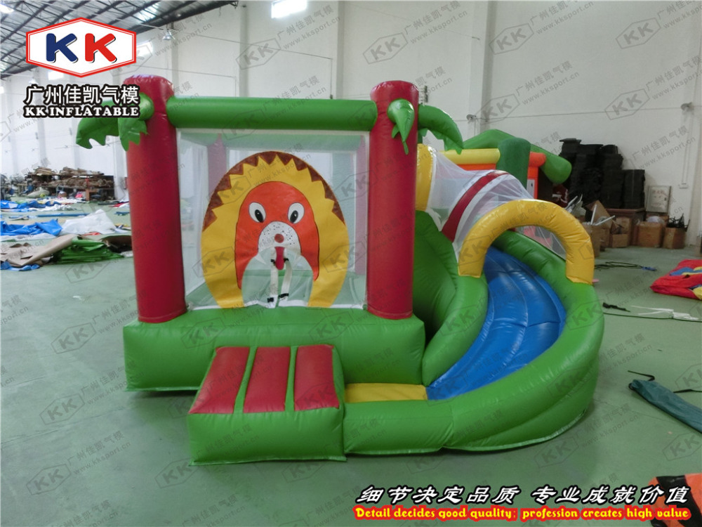 inflatable font b bouncer b font for kids high quality inflatable toy animal trampoline