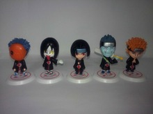 8cm Naruto 11Pcs Action Figures Characters Set