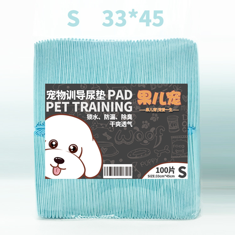 Super Absorbent and Antibacterial 50 to 100pcs Pet training Diaper Used as Urinal Pad 6