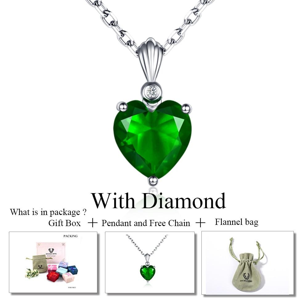 Green With Diamond
